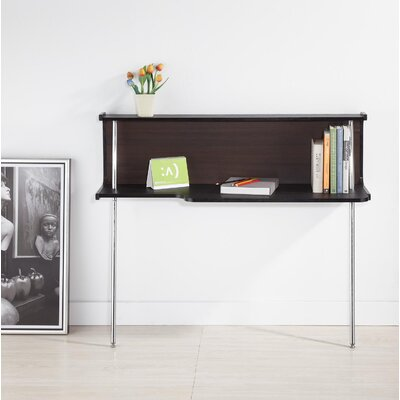 Hokku Designs Niche Modern Leaning Writing Desk