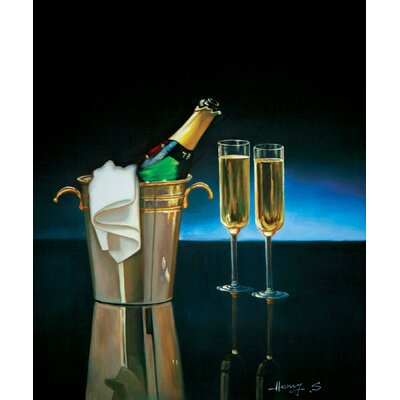 Celebration Oil Painting on Canvas Art - 24