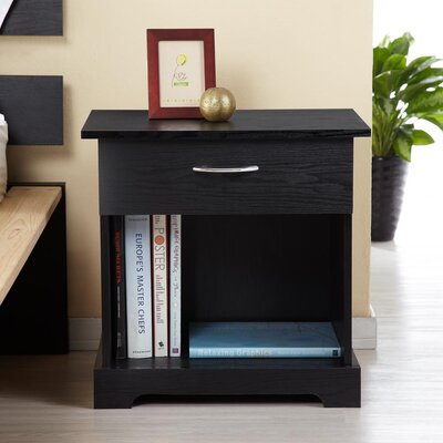 Maxwell 1 Drawer Nightstand