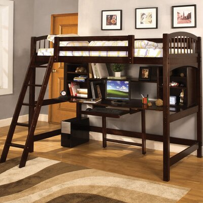 Bunk & Loft Beds - Features: Desk | Wayfair