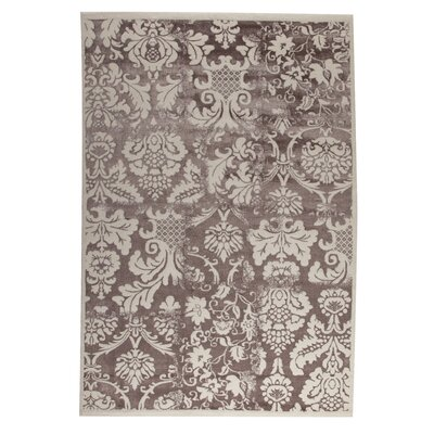 Belvedere White/Brown Rug
