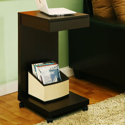 Hokku Designs Tango C-Shape End Table
