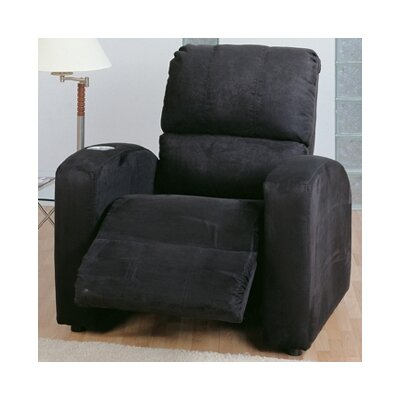 Hokku Designs Thea Bonded Hollywood Home Theater Recliner