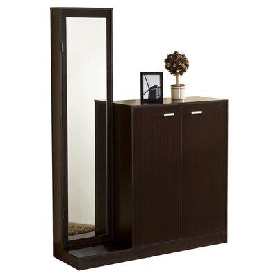 Hokku Designs Marc 5 Shelves Shoe Cabinet