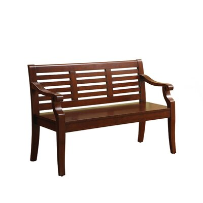 Hokku Designs Angelle Wood Entryway Bench