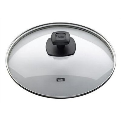 "Fissler USA Ultimate Frying System Comfort 9.5"" Quality Glass Lid"