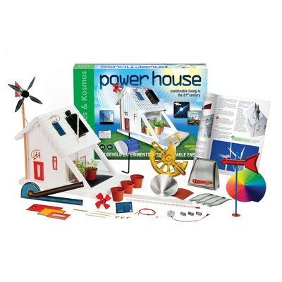 Thames & Kosmos Power House Science Set (2011 Edition)