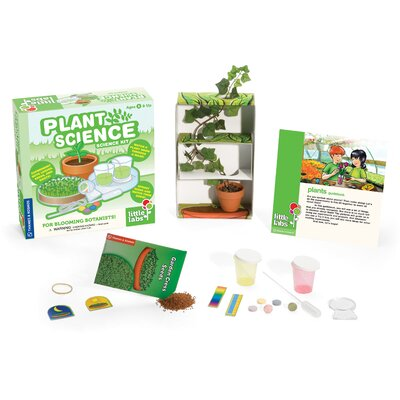 Thames & Kosmos Little Labs: Plants Science Kit