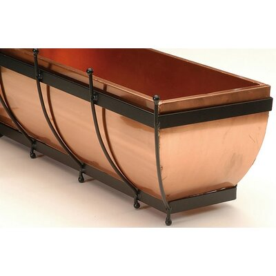 H. Potter Contemporary Window Box Planter