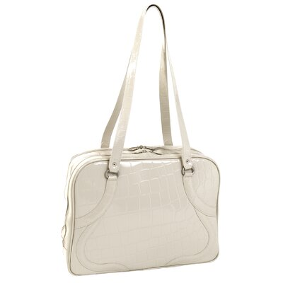 Monterosso Roma Ladies' Leather Laptop Tote