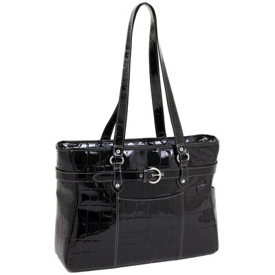 Siamod Serra Ladies' Leather Laptop Tote