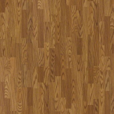 Natural Values II Plus 8 mm Laminate in Mellow Oak