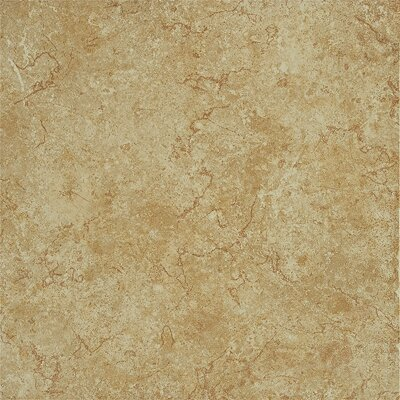 "Shaw Floors La Paz 18""x 18"" Ceramic Tile in Dorado"