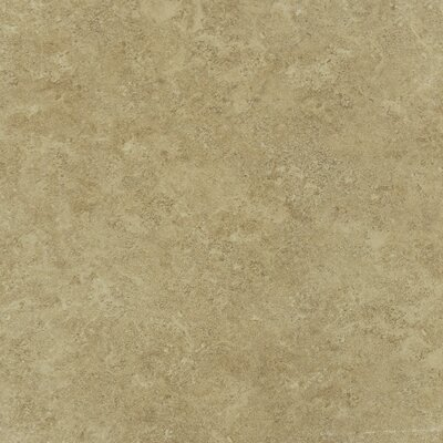 "Shaw Floors Palmetto 13"" x 13"" Floor Tile in Gold"