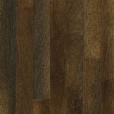 "Shaw Floors Metropolitan Maple 3"" Engineered Hardwood Flooring in Espresso"