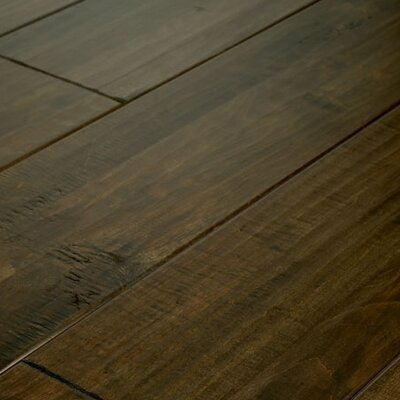 "Shaw Floors Grand Canyon 8"" Solid Hardwood Maple Flooring in North Rim"
