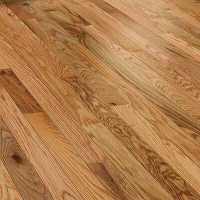 Shaw floors hardwood flooring wayfair for Natural red oak floors