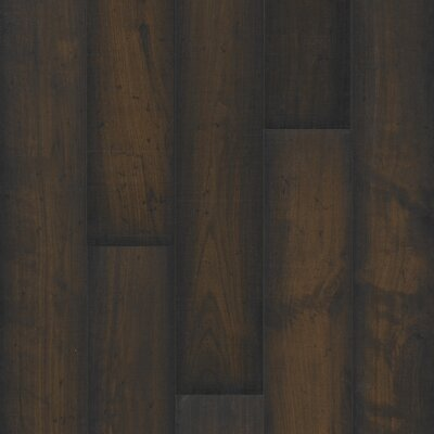 Shaw Floors Chateau 8mm Walnut Laminate in Bourbon Walnut