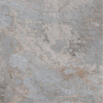 "Shaw Floors Calcutta 16"" X 16"" Vinyl Tile in Linen"