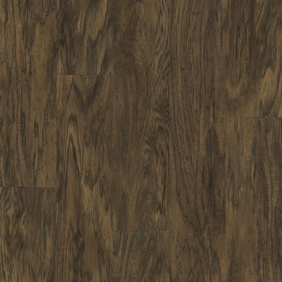 Shaw Floors Plaza 12mm Hickory Laminate in Bayside