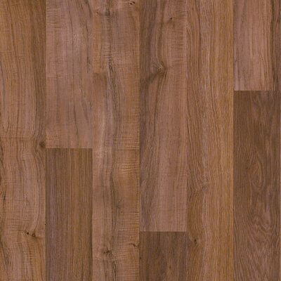 Shaw Floors Natural Impact II Plus 9.8mm Laminate in Glazed Hickory