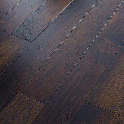 "Shaw Floors Grandin Road 5"" Engineered Distressed Walnut Flooring in ..."