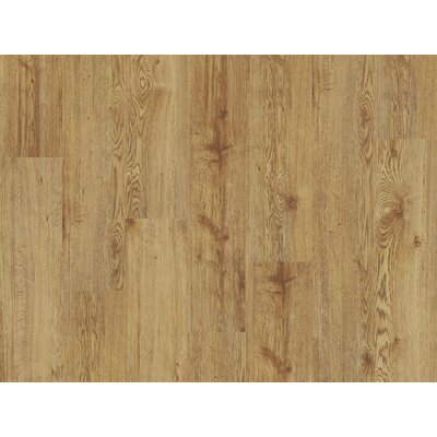 Shaw Floors Sumter Vinyl Plank in Sand Oak