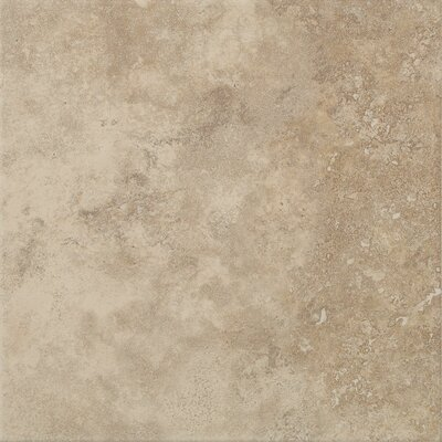 "Shaw Floors Soho 12"" x 12"" Porcelain Tile in Gascogne Beige"