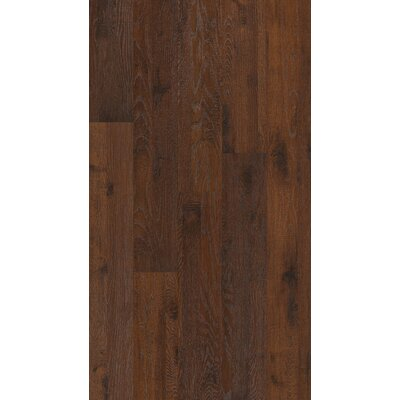 Shaw Floors Riverdale Hickory 12mm Handscraped Laminate in Flint River