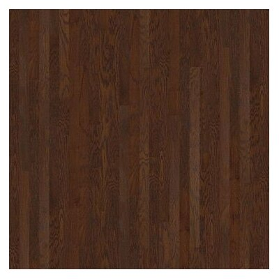 "Shaw Floors Epic Heartland 3-1/4"" Engineered Oak Flooring in Coffee Bean"