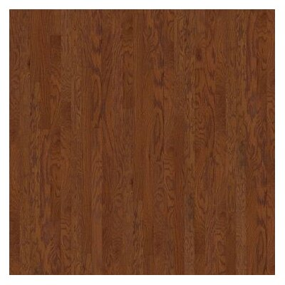"Shaw Floors Epic Heartland 3-1/4"" Engineered Oak Flooring in Gunstock"