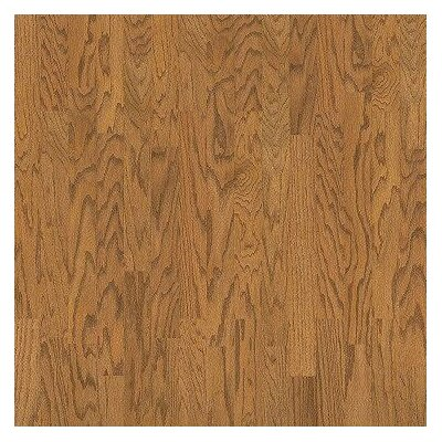 "Shaw Floors Epic Symphonic 3-1/4"" Engineered Oak Flooring in Golden Wheat"