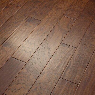 Camden hills 5 elegant scraped engineered hickory for Camden flooring