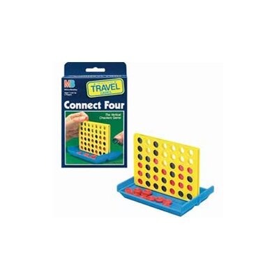 Hasbro Travel Connect Four Game