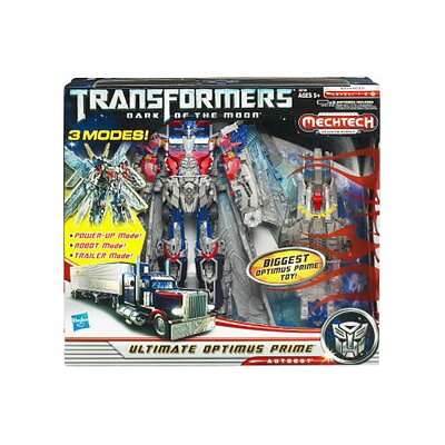 Hasbro Transformer Dark of The Moon Mechtech Ultimate Optimus Prime