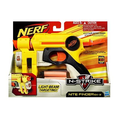 Hasbro Nerf N-Strike Nite Finder EX3