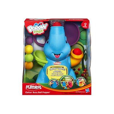 Hasbro Playskool Poppin Park Elefun Busy Ball Popper