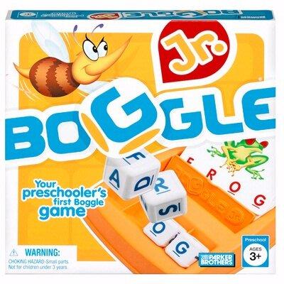 Hasbro Boggle Jr.