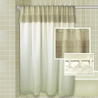 Geneva Complete Shower Curtain Set