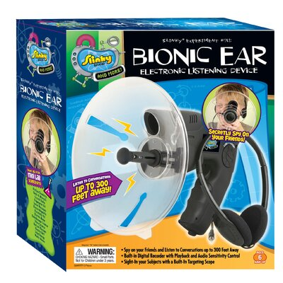 Slinky Science and Activity Kits Bionic Ear