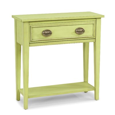 Pistachio Pudding Console Table