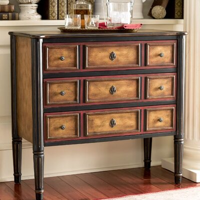 HeatherBrooke Furniture 3 Drawer Chest