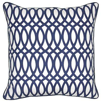 Kosas Home Ellipse Cotton Textile Accent Pillow