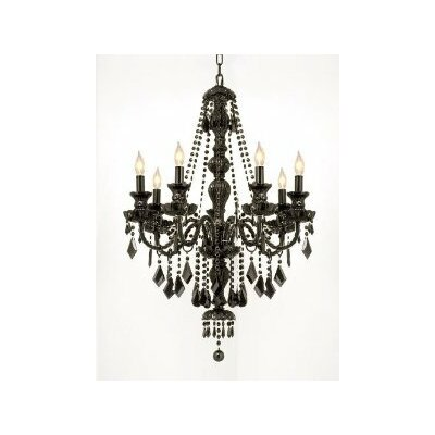 Royal 7 Light Crystal Chandelier