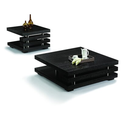Noir Coffee Table Set