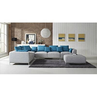 Carina Left Arm Facing Sectional Sofa