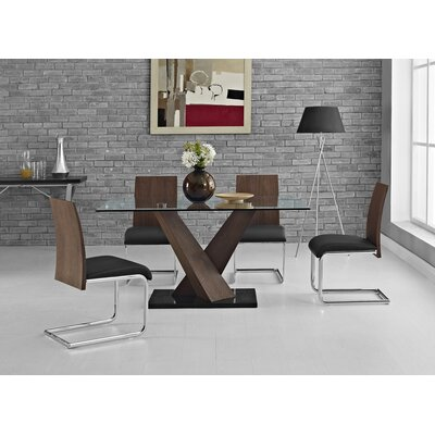 CREATIVE FURNITURE Estelle 5 Piece Dining Set