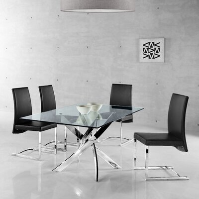 Fabio 5 Piece Dining Set