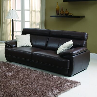 CREATIVE FURNITURE Bravo Leather Sofa