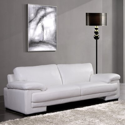 Creative Furniture Marlene Leather Sofa